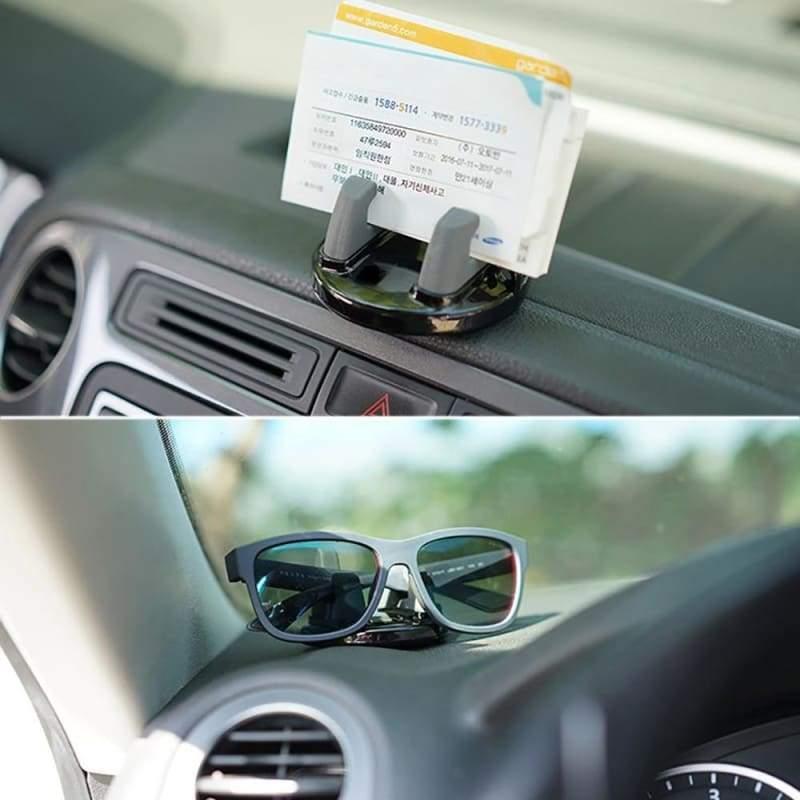 360 Degree Rotation Universal Phone Holder - Anti-Slip Mat