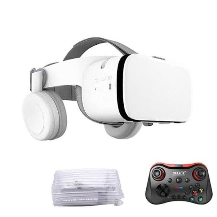3D Glasses Virtual Reality Immersive VR Headset - With Mocute 056B - Smart Gadget