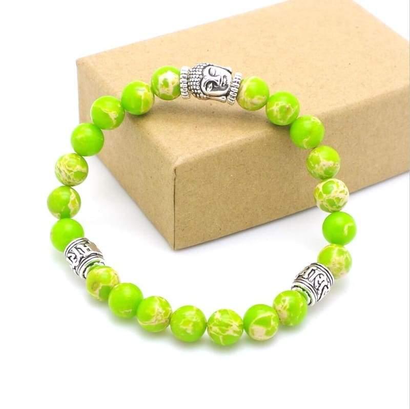 7 Chakra Stone Healing - 24 - Charm Bracelets