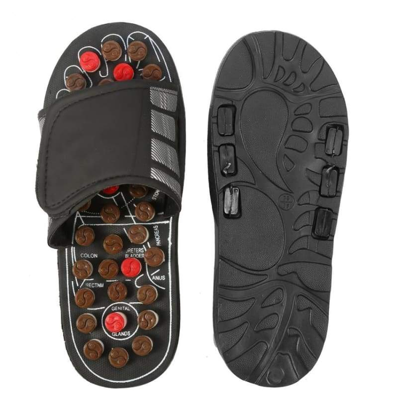 Amazing Acupuncture Therapy Slippers - Massage & Relaxation