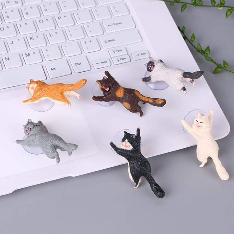 Adorable Phone Stand Cat Just For You - Mobile Phone Holders & Stands