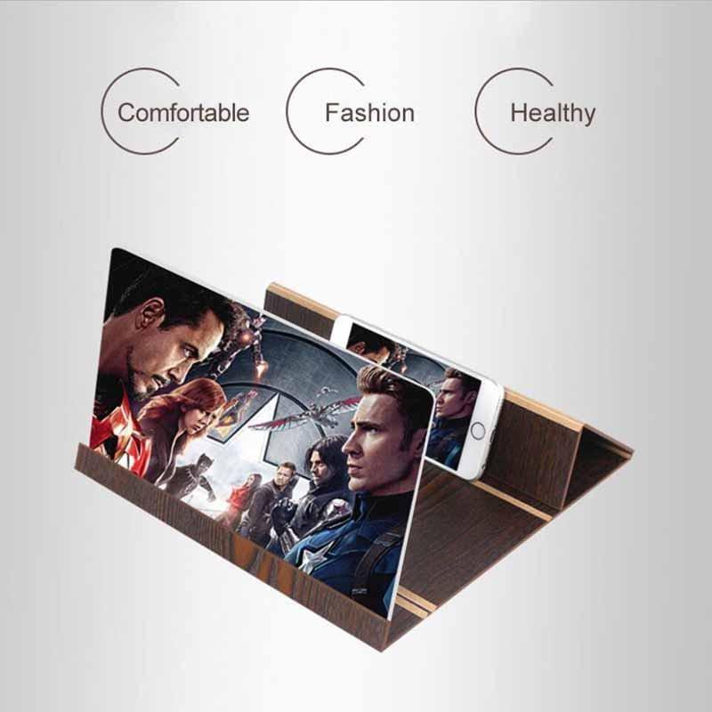Amazing 12 cinema phone HD - Magnifiers