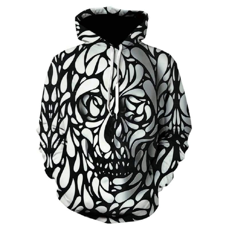 Amazing 3D Hoodies !!! - WE206 / XXL - Hoodies & Sweatshirts