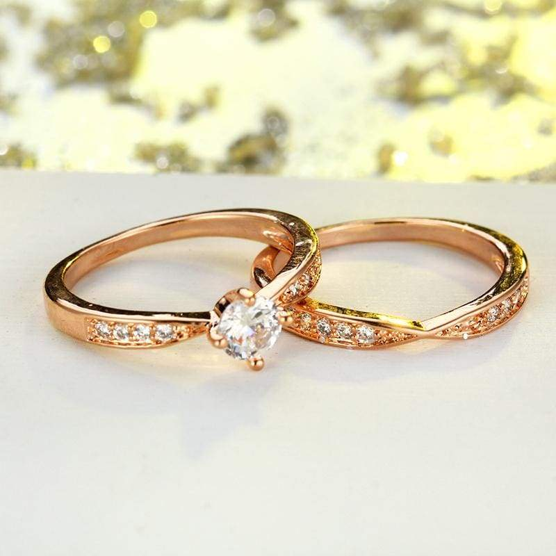 Amazing Cubic Zirconia Ring - Rings