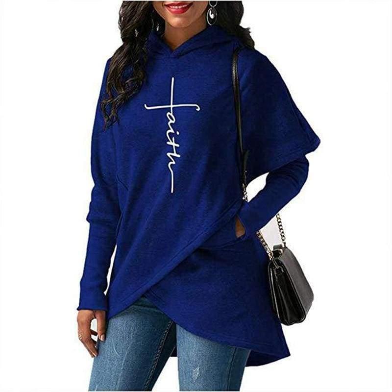 Amazing Fashion Hoodies - Royal Blue / XXL - Hoodies & Sweatshirts