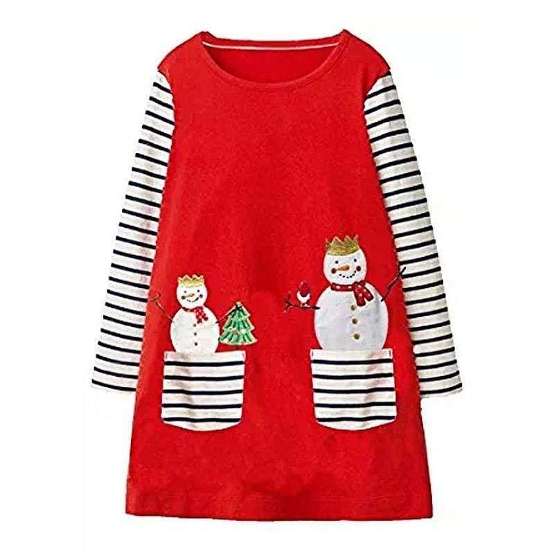 Amazing Princess Christmas Dress - 103 85 / 2T - Dresses