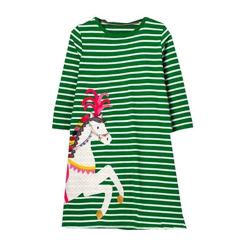 Amazing Princess Christmas Dress - 89 55 / 2T - Dresses