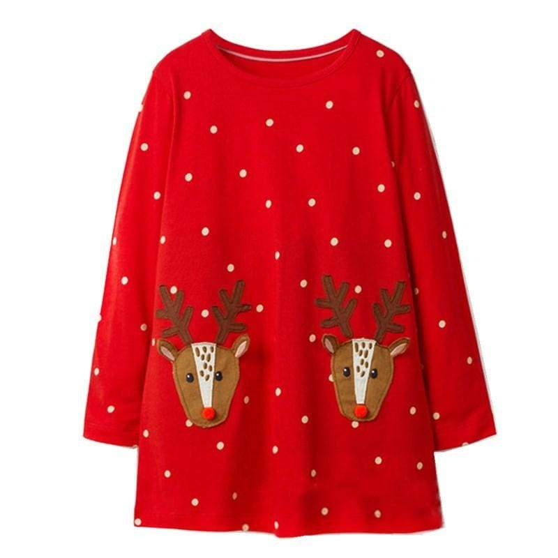 Amazing Princess Christmas Dress - 96 49 / 2T - Dresses