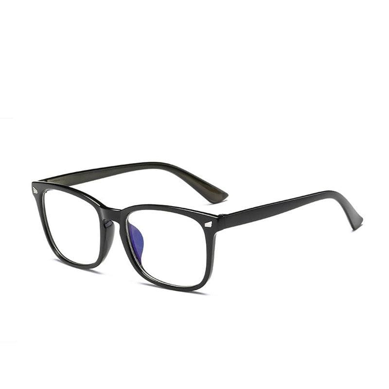 Anti Blue Rays Computer Glasses - Bright Black - 361250