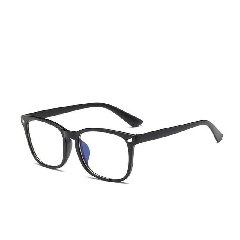 Anti Blue Rays Computer Glasses - Matt Black - 361250