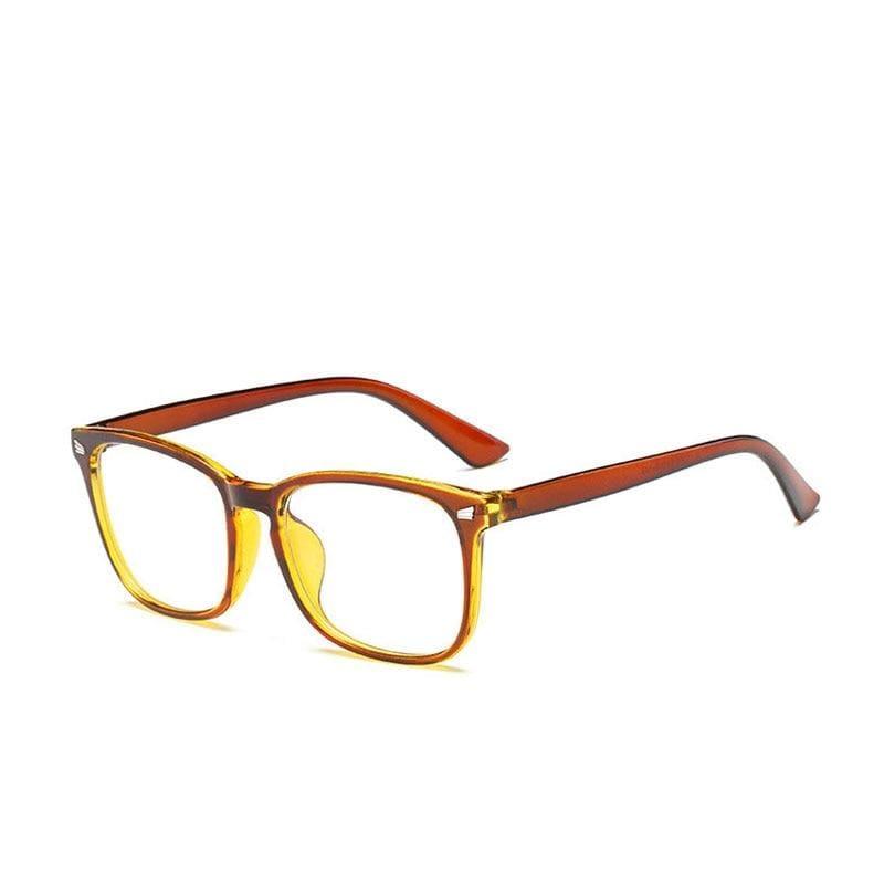 Anti Blue Rays Computer Glasses - Tea - 361250