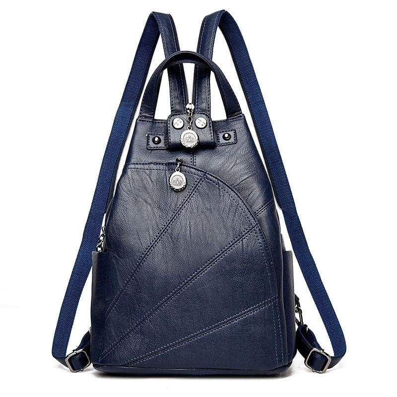 Anti-theft Backpacks Just For You - blue / 14 inches - Backpacks