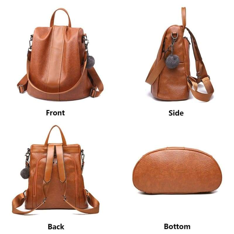 Anti-thief Backpack Just For You - Backpacks