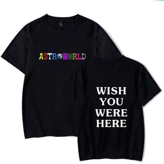 Just For You AstroWorld T-Shirt - 1 / S - T-Shirts