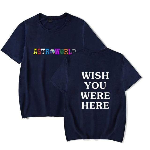Just For You AstroWorld T-Shirt - 3 / S - T-Shirts