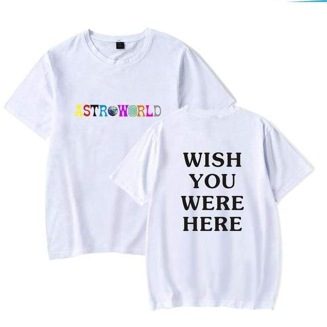 Just For You AstroWorld T-Shirt - T-Shirts