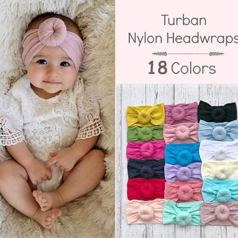 Baby Knot Headbands Just For You - Hair Accessories