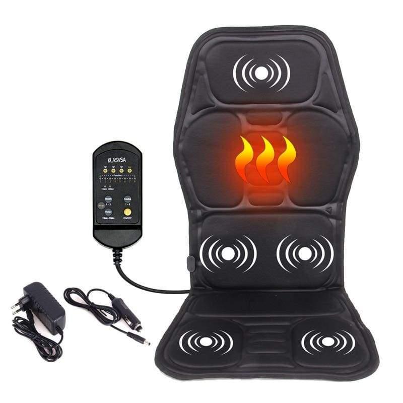 Back Massager Chair Cushion Vibrator Just For You - 110V / big#UK Plug - Massager1