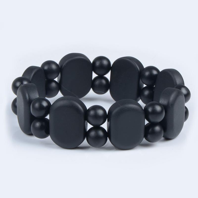Bian Shi Stone Bracelet - 1 - Wrap Bracelets