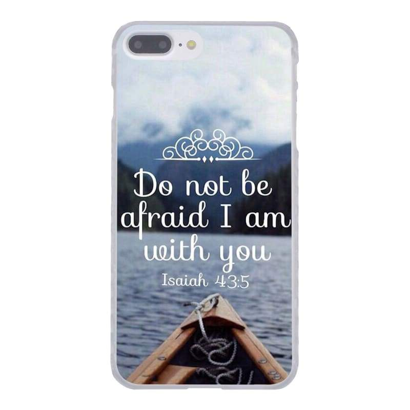 Bible Verse iPhone Case - 1 / for iPhone 4 4S - Half-wrapped Case