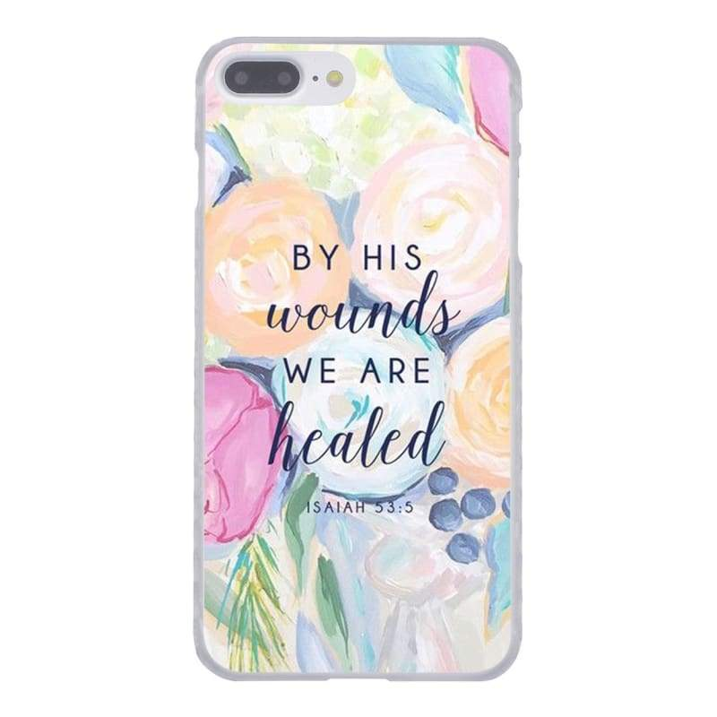 Bible Verse iPhone Case - 3 / for iPhone 4 4S - Half-wrapped Case