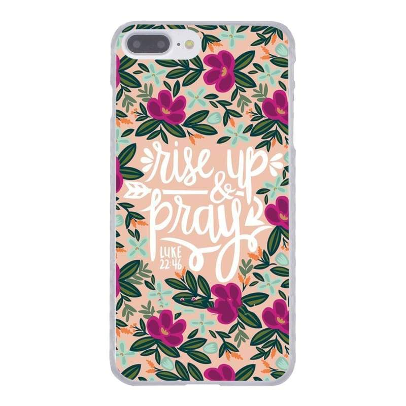 Bible Verse iPhone Case - 4 / for iPhone 4 4S - Half-wrapped Case