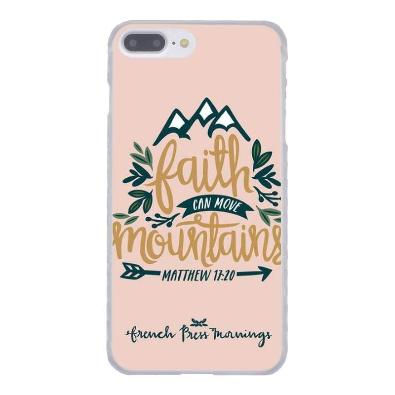 Bible Verse iPhone Case - 6 / for iPhone 4 4S - Half-wrapped Case
