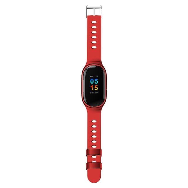 Bluetooth 5.0 Earphone Wireless Headphones - Red - Smart Watches1