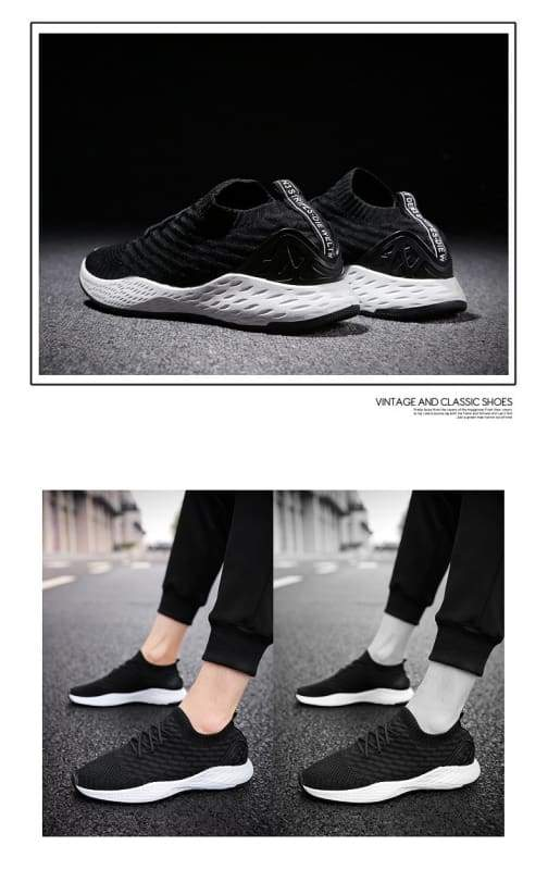 Boost Breathable Shoes - Mens Casual Shoes