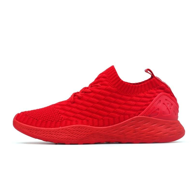 Boost Breathable Shoes - Red2 / 8 - Mens Casual Shoes