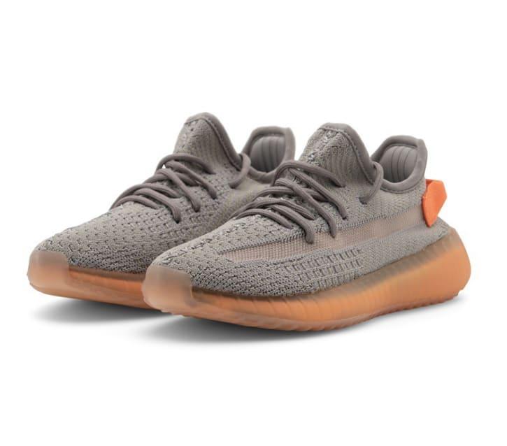 Boost Kids breathable Shoes for Loved ones - EU grey orange / 27 - Kids Shoes