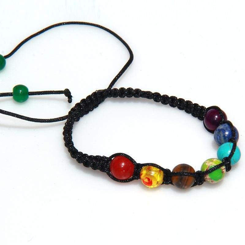 Buddha Chakra Bless Lose Weight Bracelet - Charm Bracelets