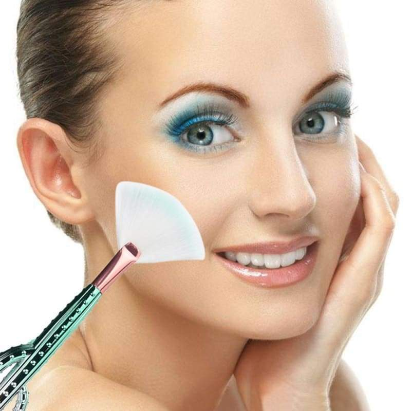 Cactus Makeup Brushes - Eye Shadow Applicator