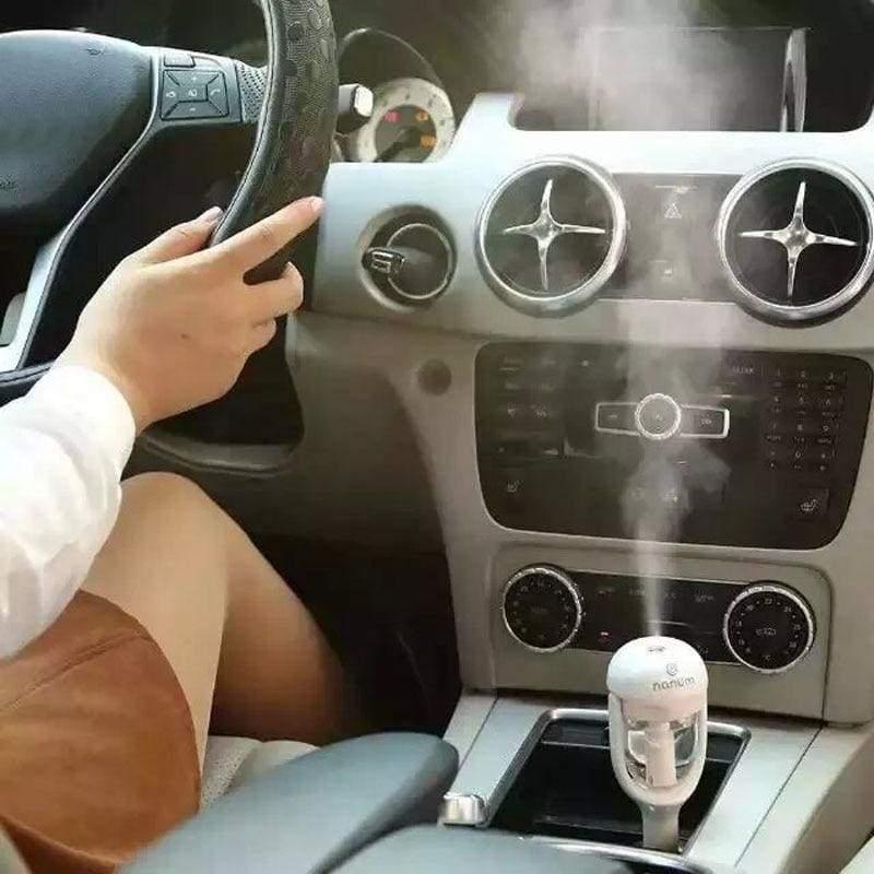 Car air freshener & humidifier - Air Freshener