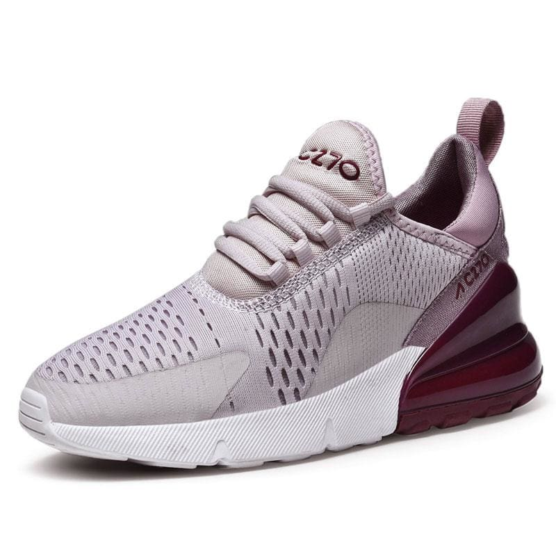 Casual Sneakers Breathable - Purple / 36 - Womens Vulcanize Shoes