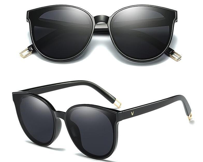 Cat Eye Sunglasses Elegant - Sunglasses