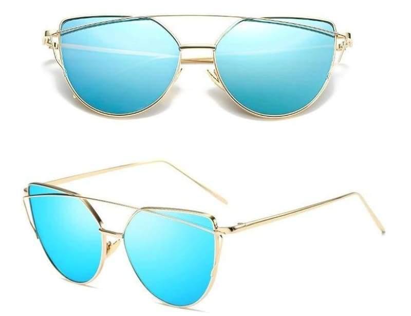 Cat Eye vintage Sunglasses - Sunglasses