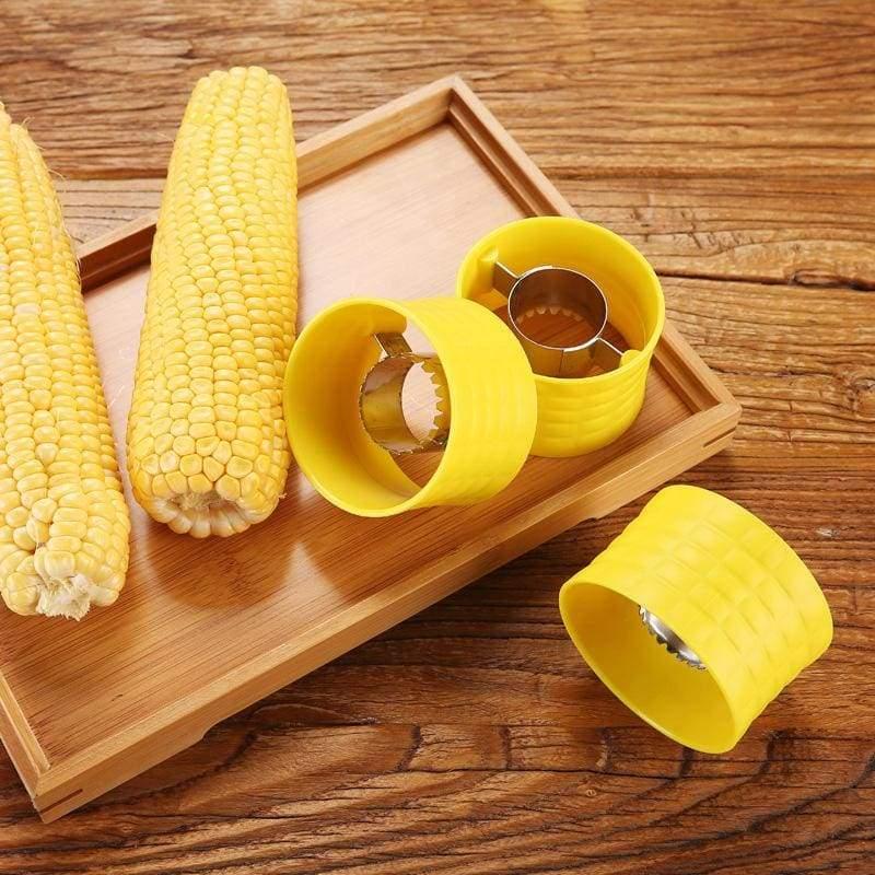 Amazing Cob Corn Stripper - Peelers & Zesters