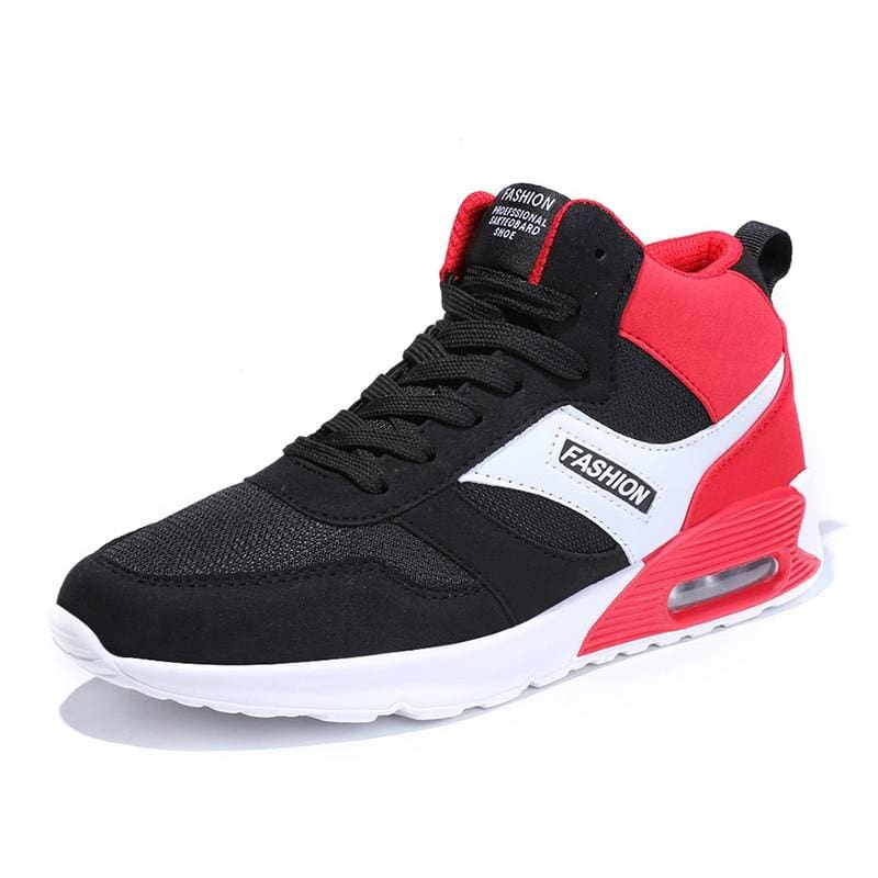 Comfortable Autumn Sneakers Shoes - 726 Red / 13 - Mens Casual Shoes