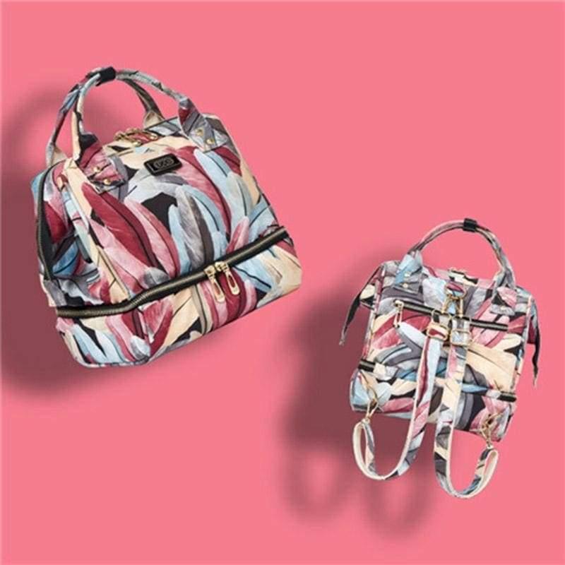 Diaper Bag Mummy Just For You - bagTI154M - Diaper Bags
