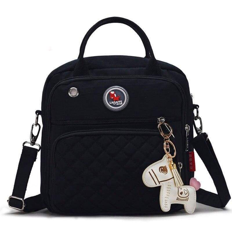 Diaper Bag Mummy Just For You - Black-NO USB - Diaper Bags