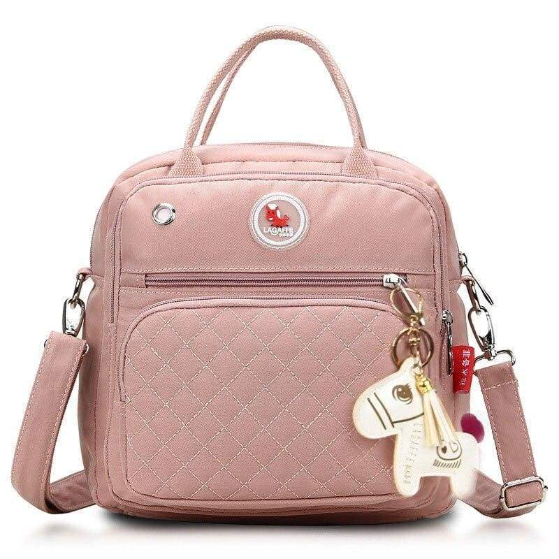Diaper Bag Mummy Just For You - Pink-NO USB - Diaper Bags