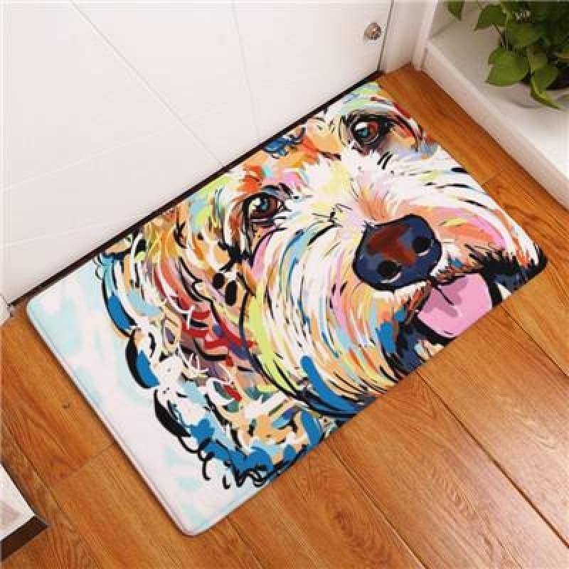 Dog Floor Mat Just For You - 17 / 40x60cm - Mat