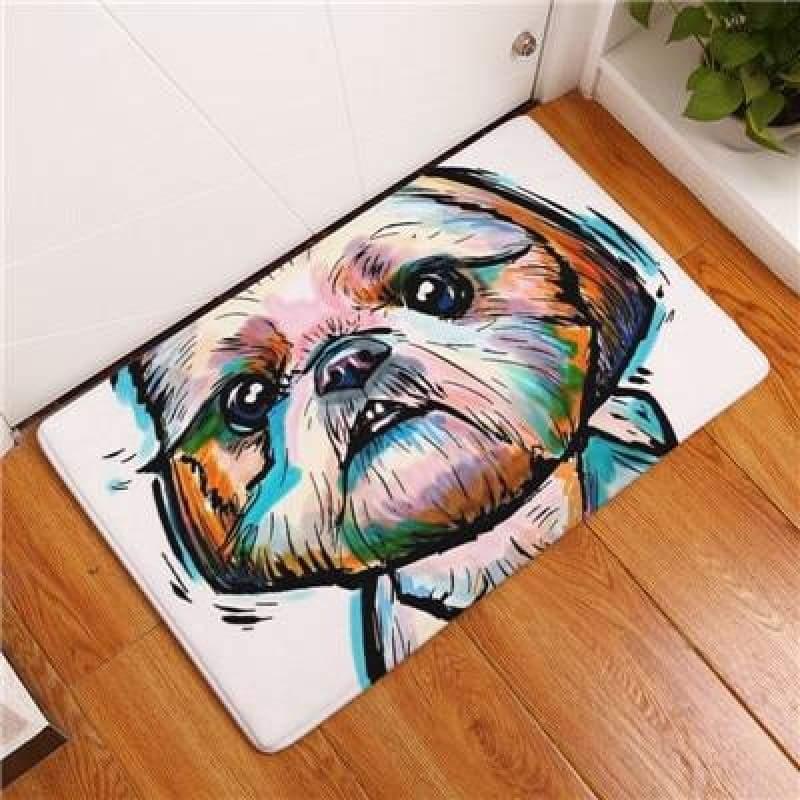 Dog Floor Mat Just For You - 19 / 40x60cm - Mat