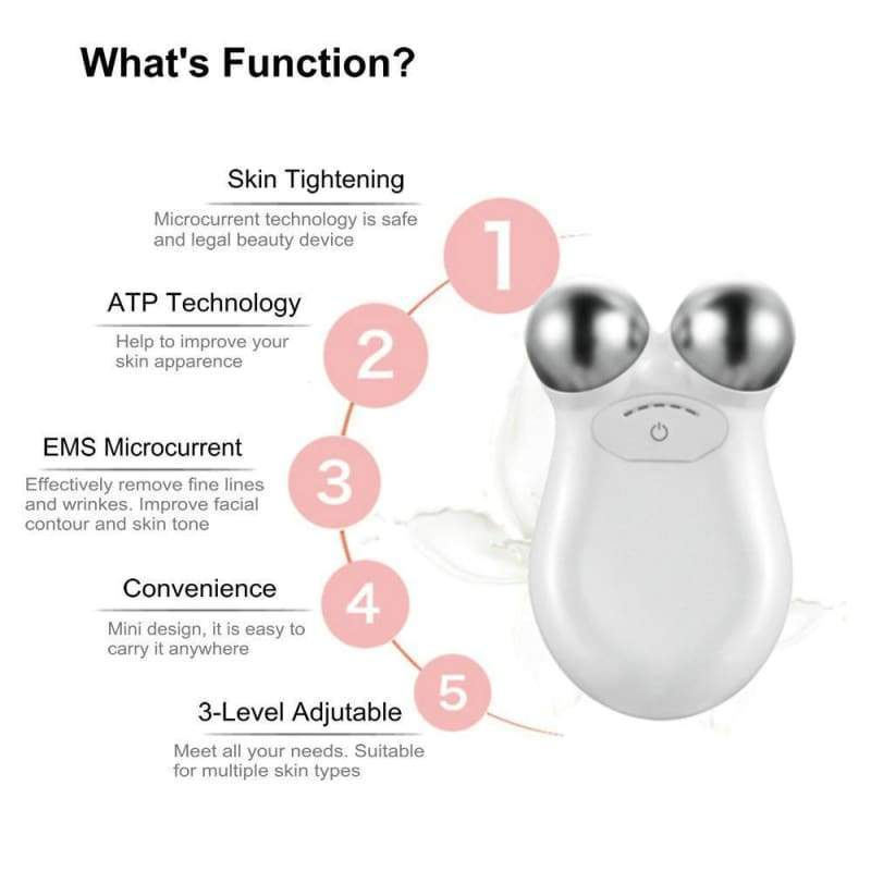 Electric Face Messager - Beauty Product