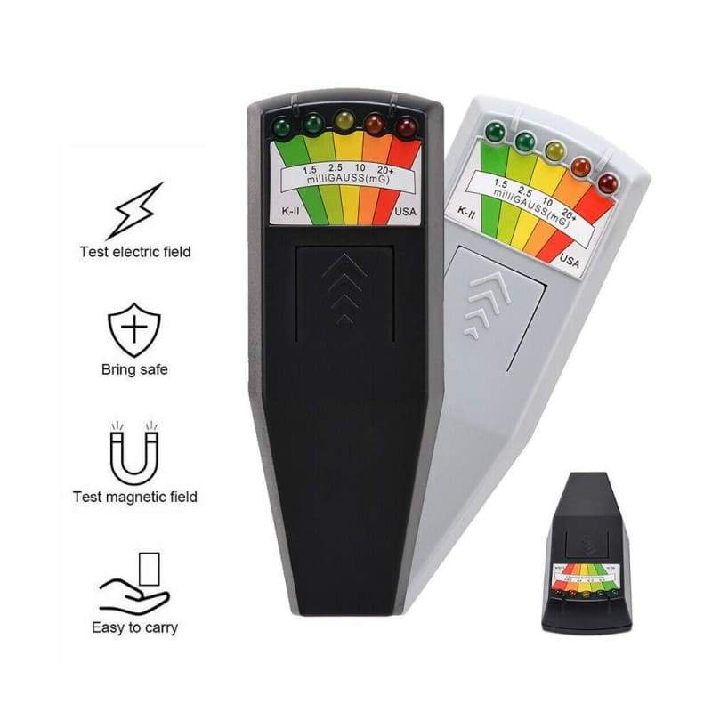 Emf Detector For Ghost Hunting - Halloween