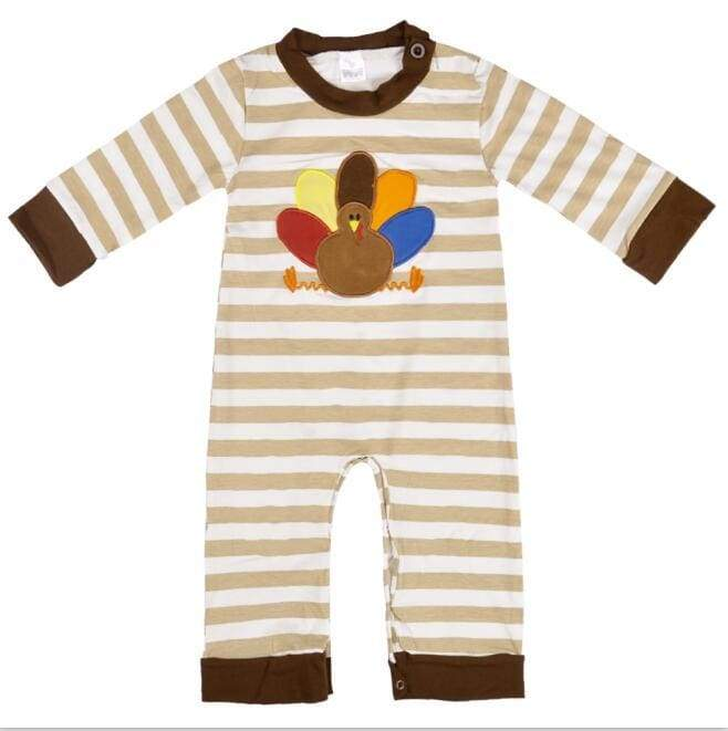 Fall Jumpsuits for Infant - BPF803-015 / 3M - Rompers