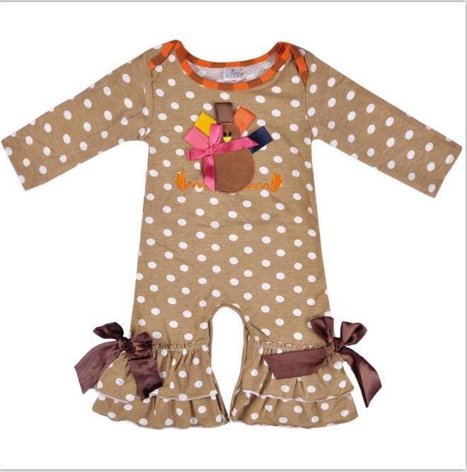 Fall Jumpsuits for Infant - GPF803-115 / 3M - Rompers