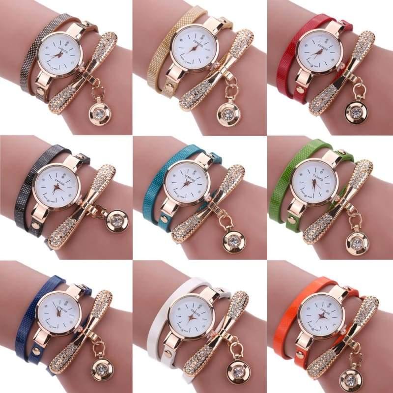 Fashion Bracelet Watch - Womens Watches