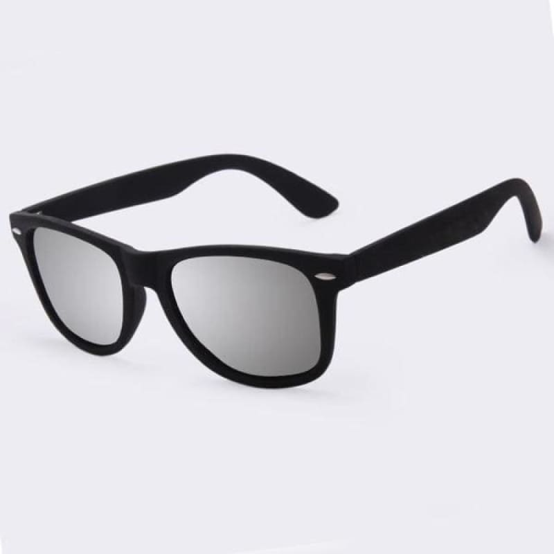 Fashion Polarized Sunglasses - C03Silver mirror - Sunglasses